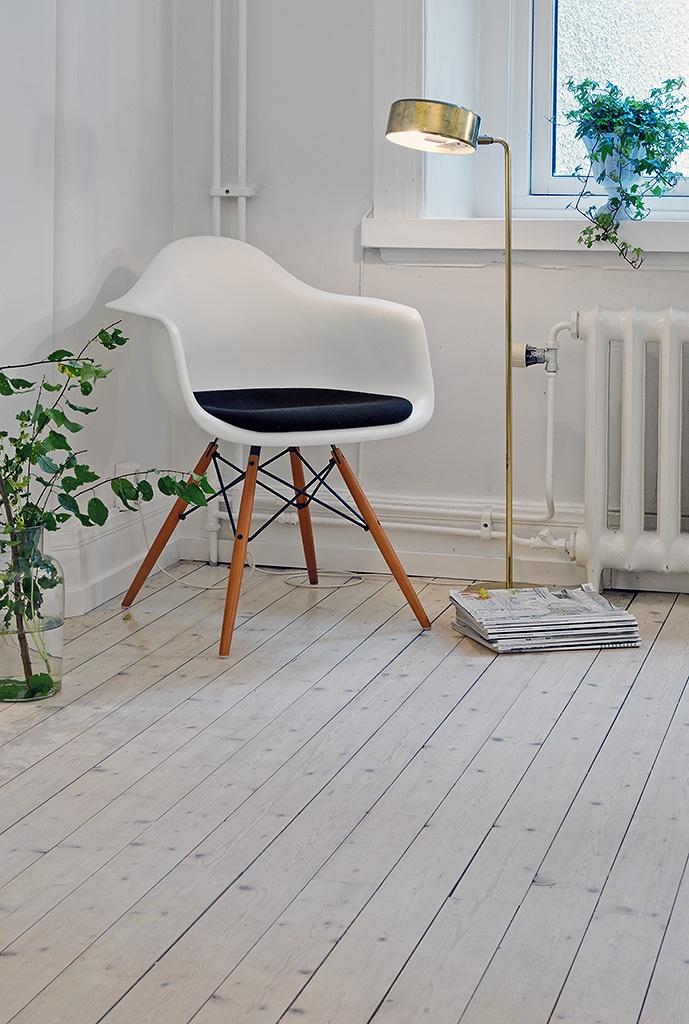 Eames Daw Chair Blanca