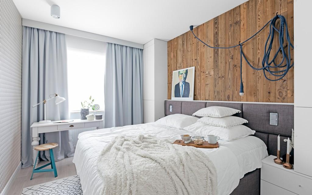 Casa Nórdica Dormitorio