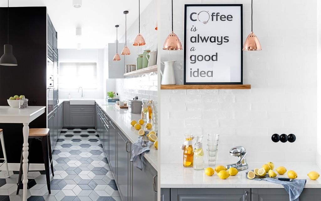 Casa Nórdica Cocina