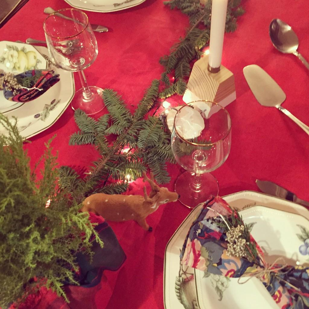 Navidad Natural en la Mesa