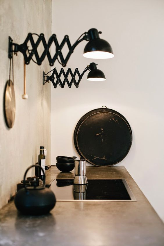 Imagen Flexos en la Cocina Negros