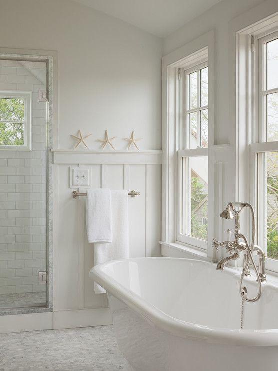 Decorar un Baño Blanco con detalles blancos