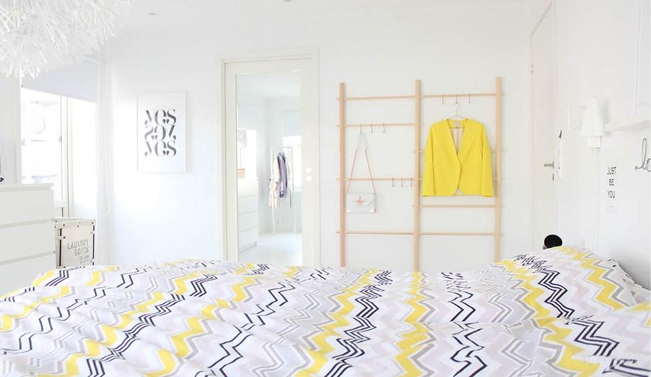 Inspiración Nórdica Dormitorio