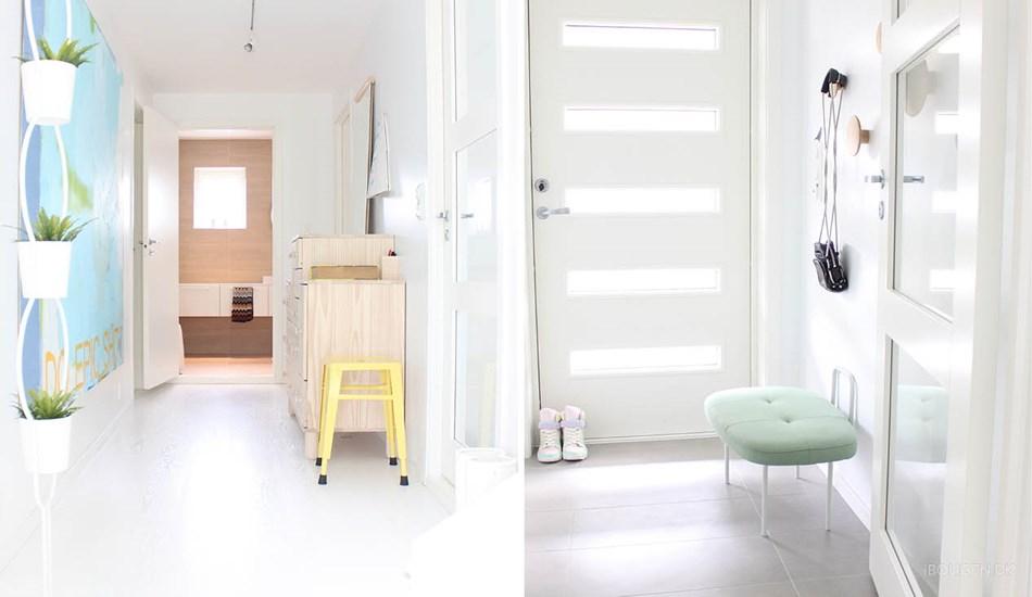 Inspiración Nórdica en una casa nueva
