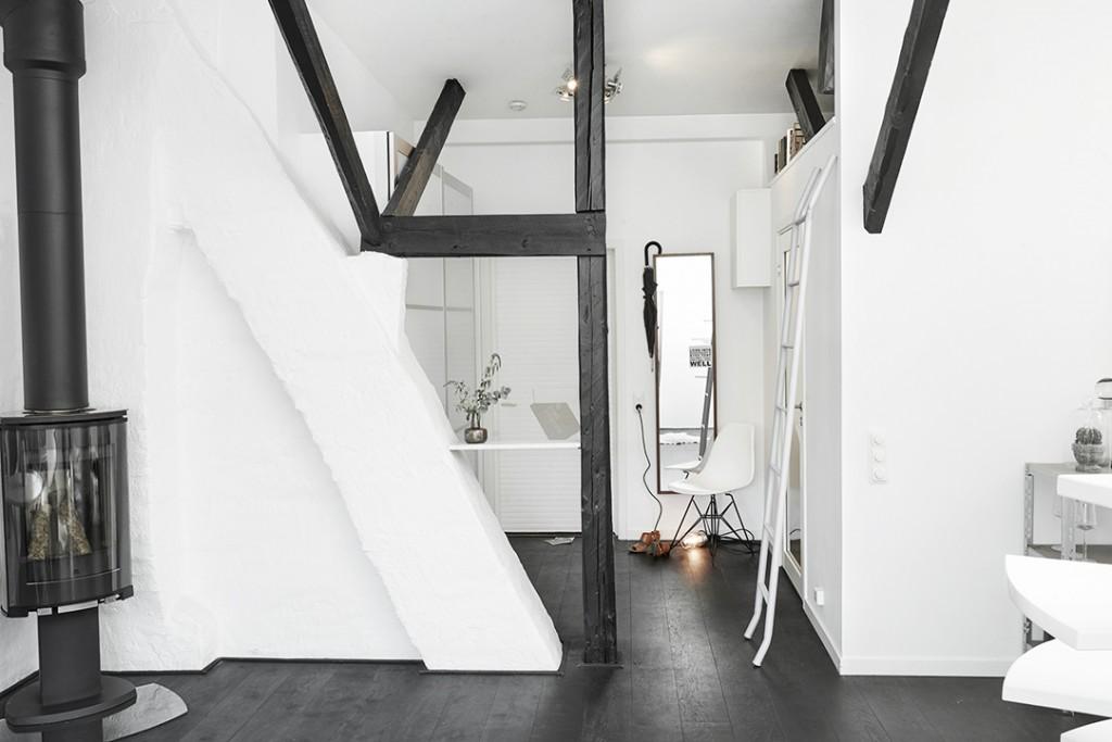 Apartamento Nórdico Recibidor