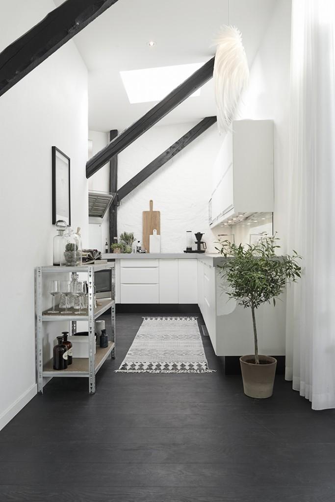 Apartamento Nórdico Plantas