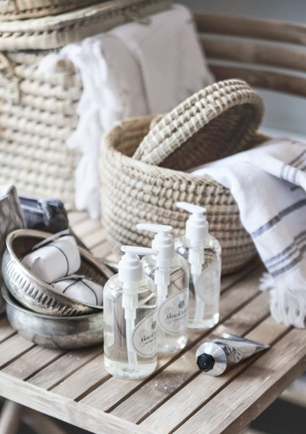 Baño Spa Aroma