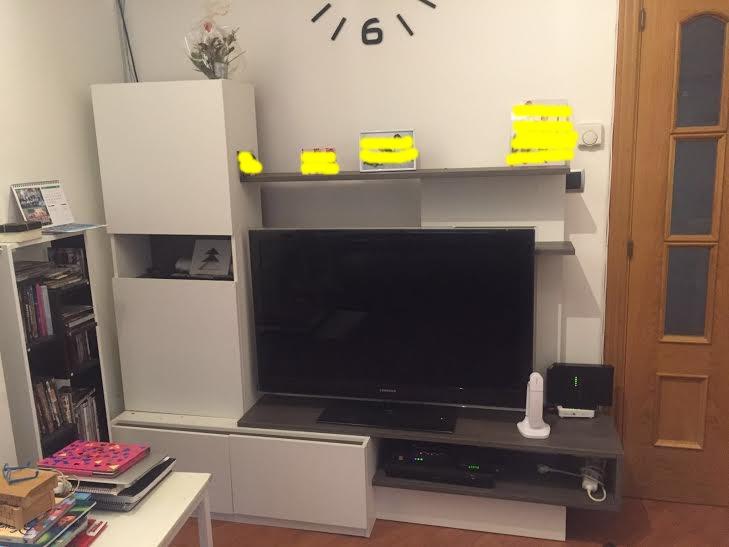 Actualizar Salón Mueble de TV