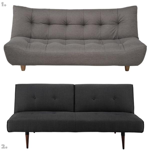 Salón pequeño - sofás