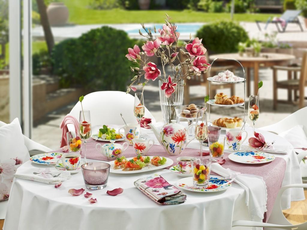 Mesas Bonitas para el Día de la Madre Villeroy & Boch