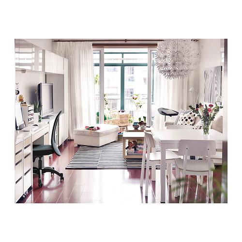 Salón pequeño mesa Ikea