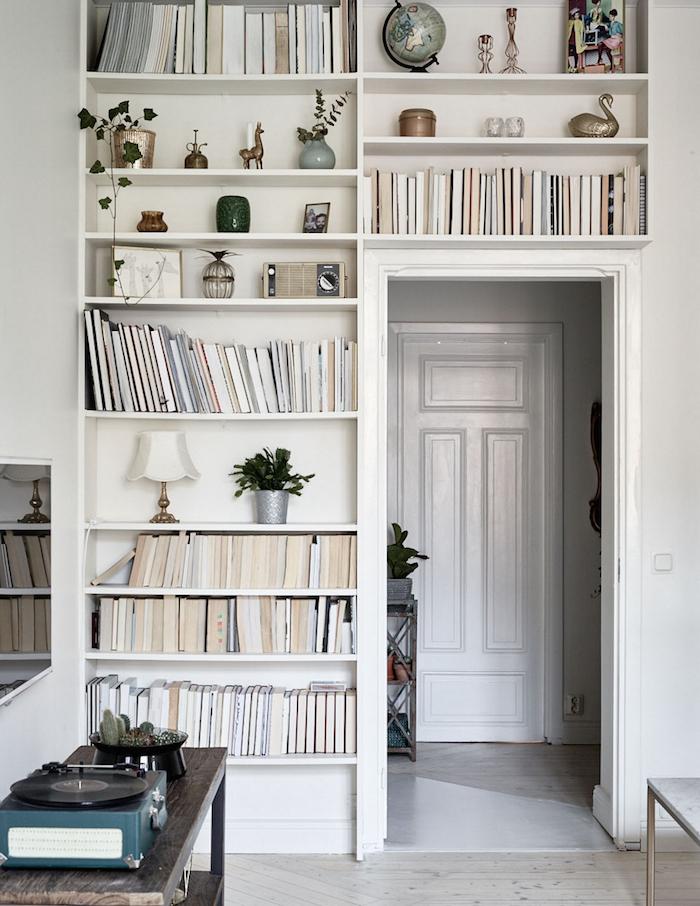 Interior Sueco Librería