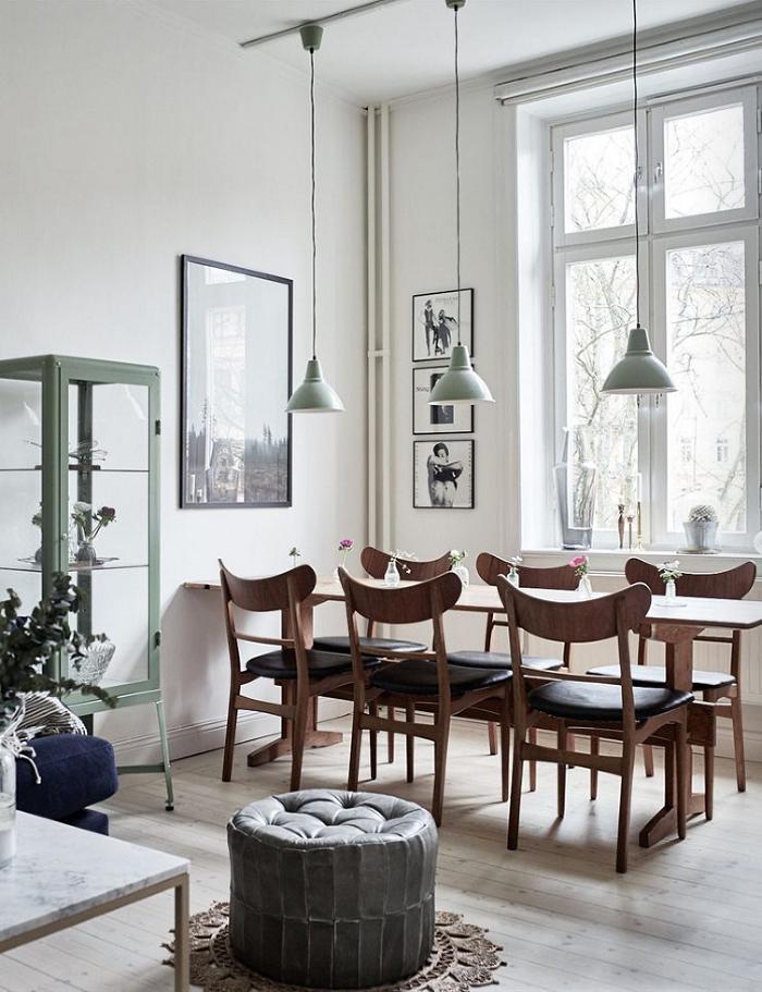 Interior Sueco Comedor
