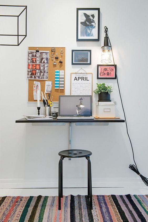 errores al decorar taburete mesa de trabajo