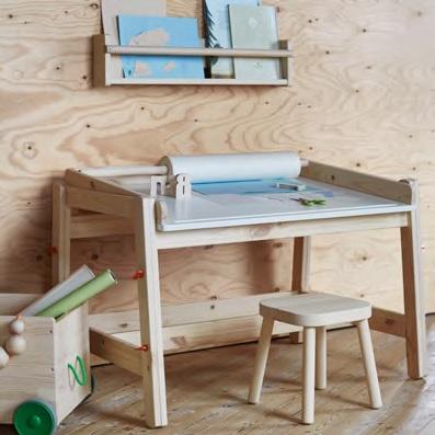 Novedades de Ikea flisat escritorio 5
