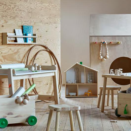 Novedades de Ikea flisat niños