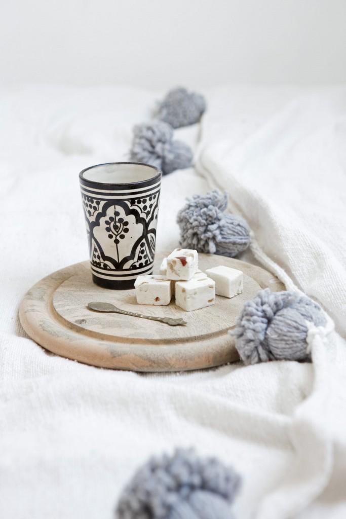Decoración Nórdica - detalles marroquíes