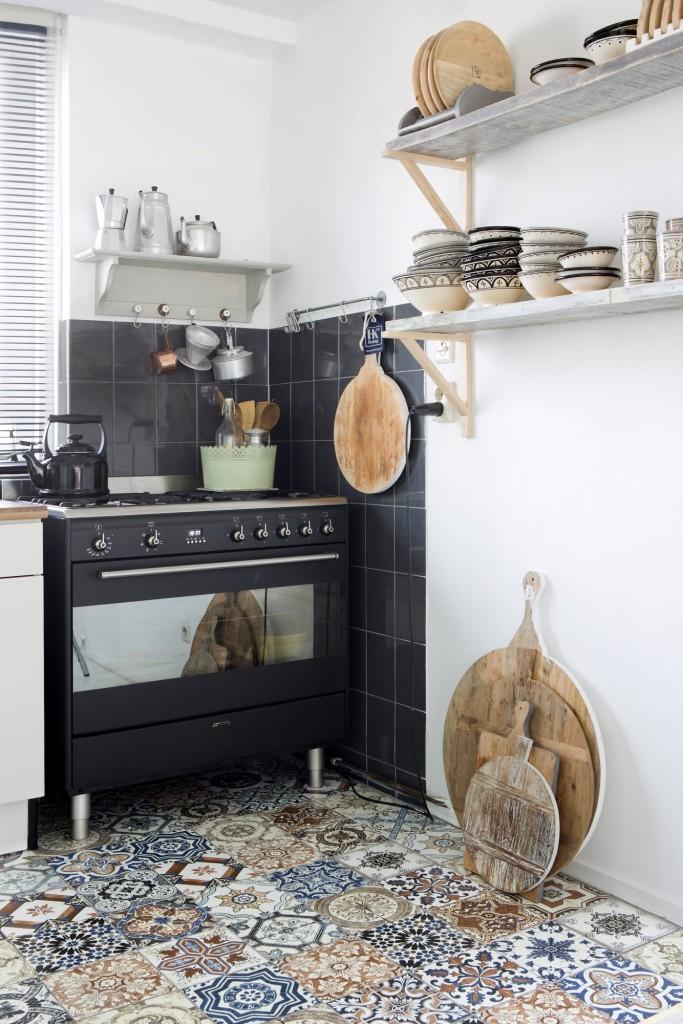 Decoración nórdica - cocina