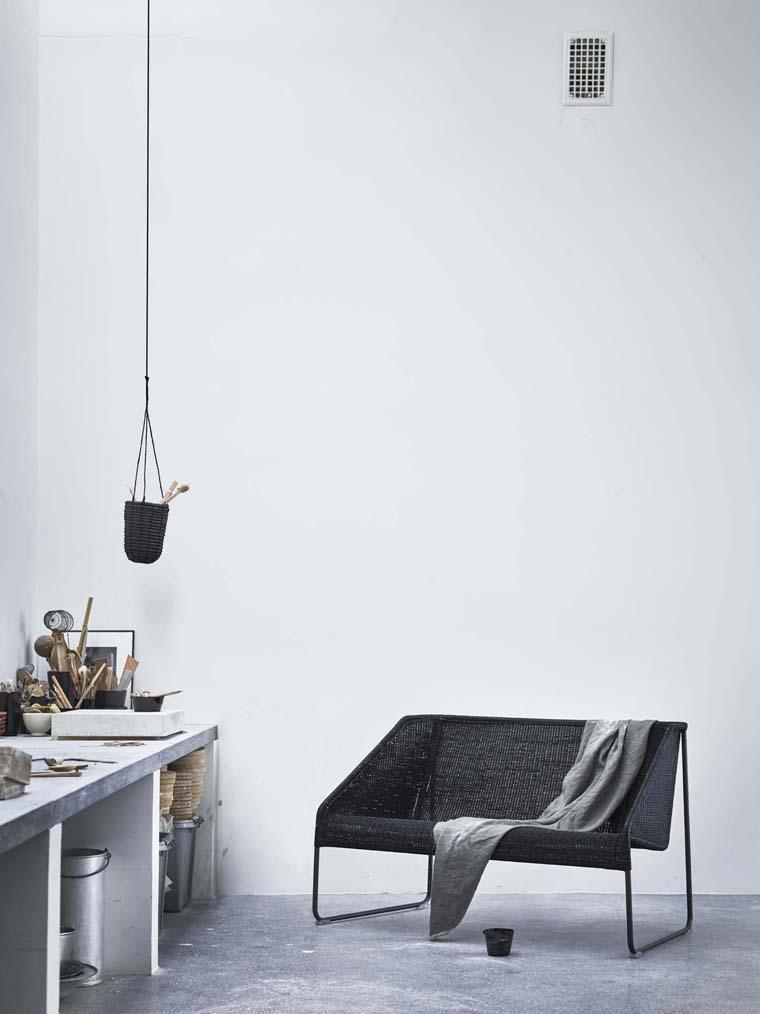 Colección Viktigt de Ikea sillón