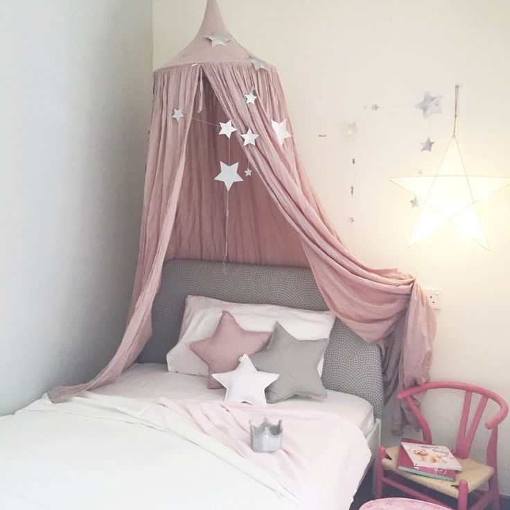dormitorios infantiles de estilo nórdico