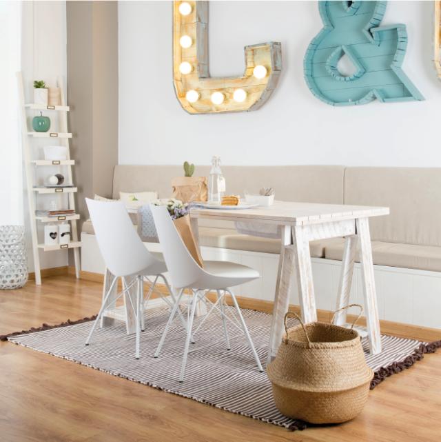 Muebles con estilo nórdico