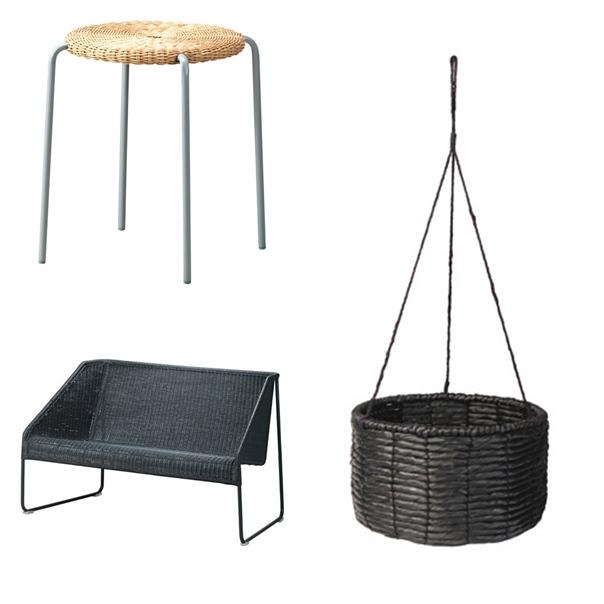 Colecciónviktigt de Ikea Fibras