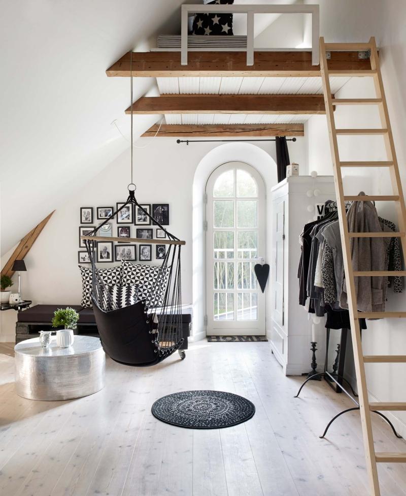 Casa de Verano de estilo nórdico