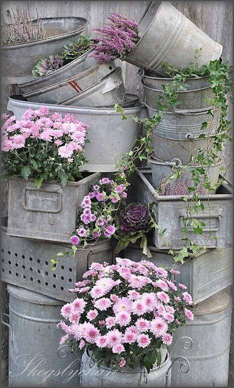 Estilo Nórdico y Color Rosa Flores naturales
