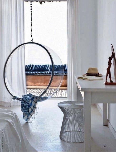 Silla Bubble Chair de Eero Aarnio en Superestudio.com