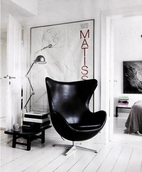 Silla Egg Chair de Arne Jacobsen en Superestudio.com