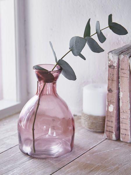 Estilo nórdico y color rosa detalles