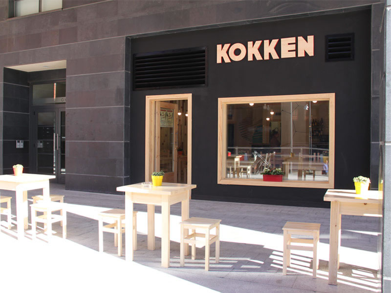 Restaurante Kokken Fachada