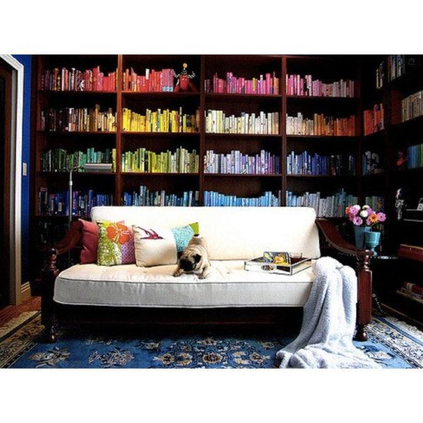 Soluciones para organizar libros - fine art
