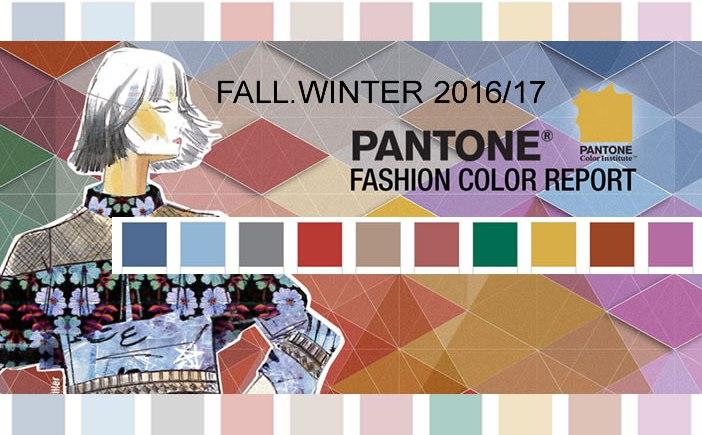 Pantone F/W 2016 - 2017