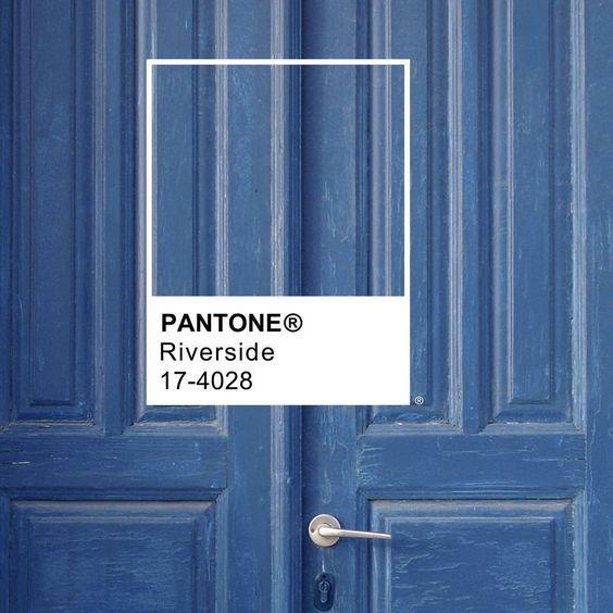 Pantone Riverside