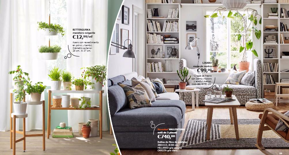 Catálogo Ikea 2017 Descanso