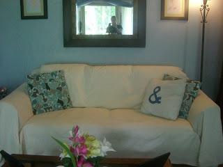 Renovar un sofá anticuado fail