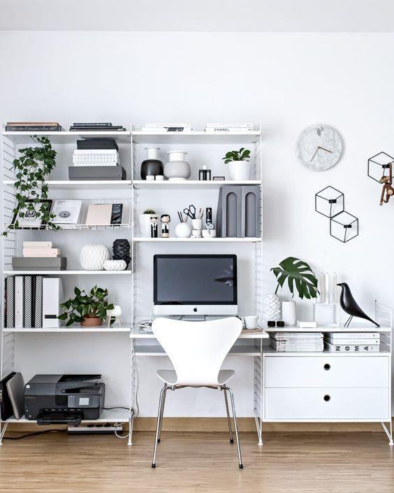 Aciertos al decorar un espacio de trabajo