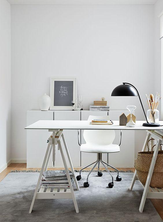Errores al decorar un espacio de trabajo
