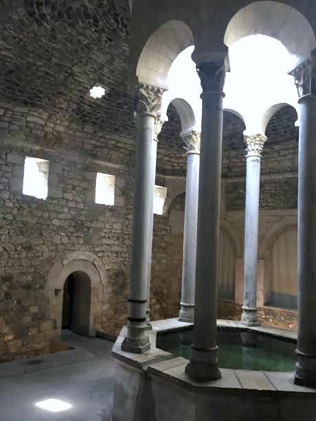 Girona Baños Arabes