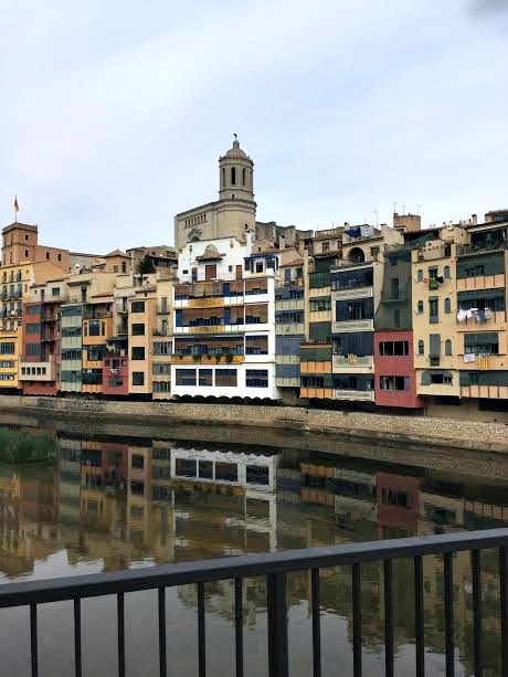 Girona puentes