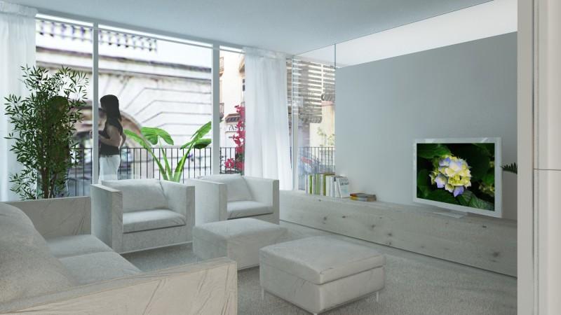 decorar una casa nueva y low cost salón