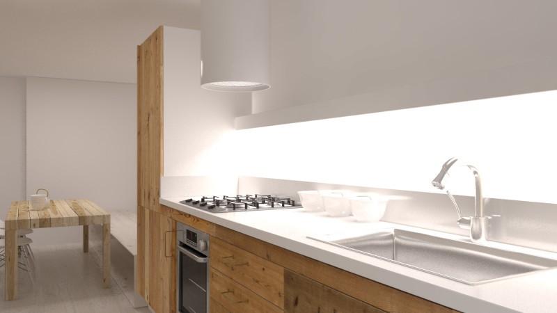 Decorar una casa nueva y low cost cocina