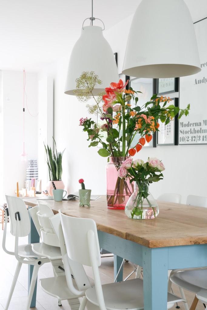 Inspiración para decorar comedor