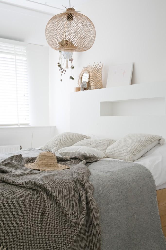 Inspiración para decorar tu casa dormitorio