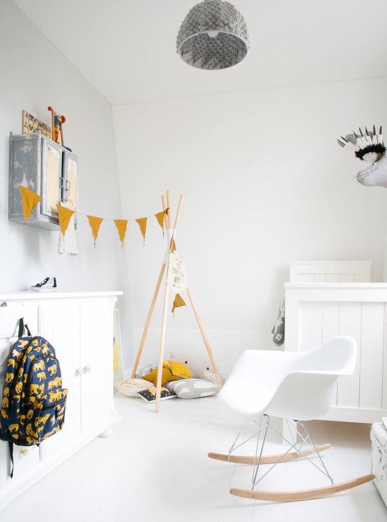 Inspiración para decorar iluminación dormitorio infantil