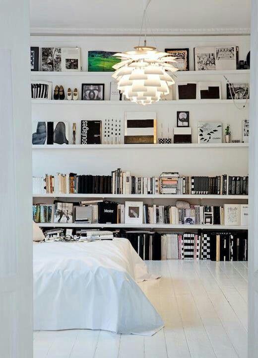 artichoke lamp en dormitorios