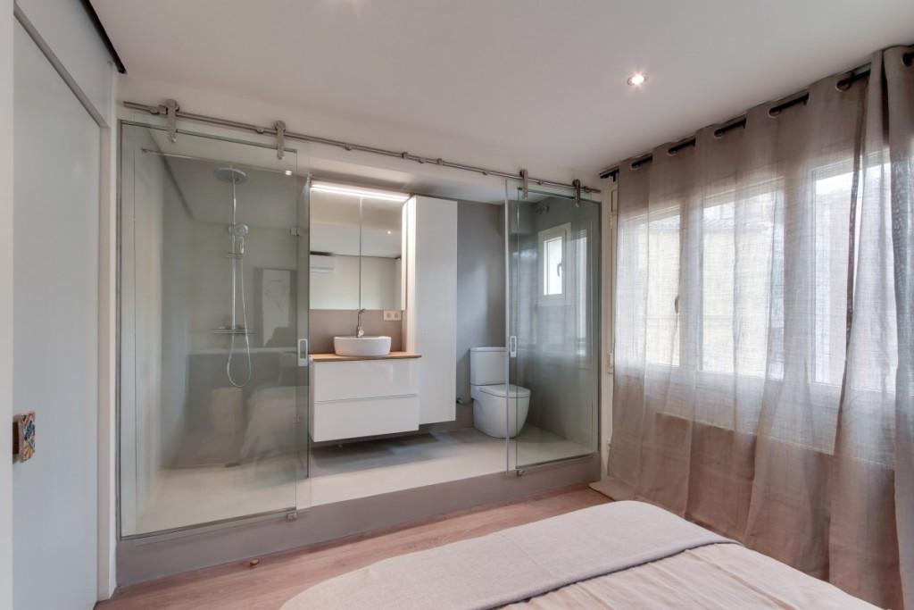Reforma de un piso antiguo cuarto de baño