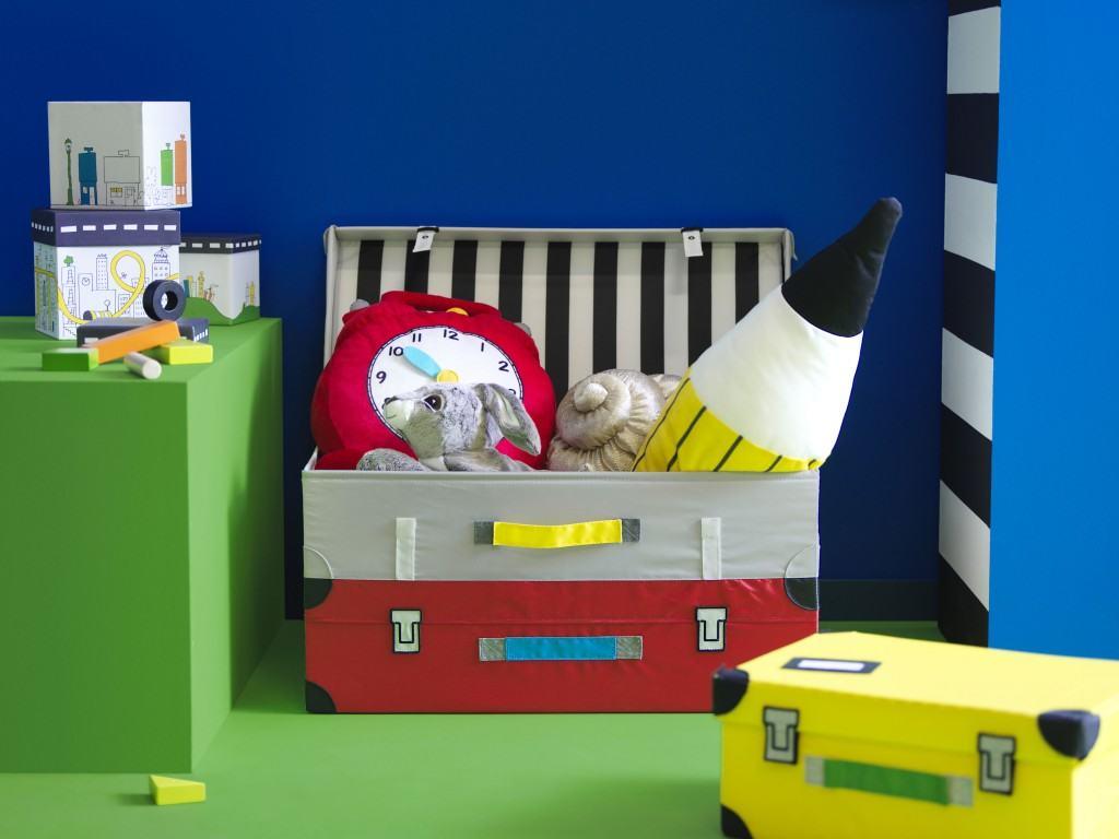 Novedades para un espacio nórdico para niños