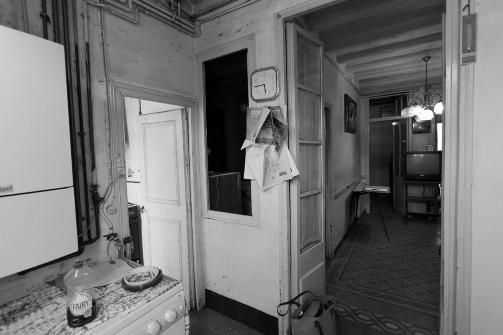 Reforma de un piso antiguo ampliando espacios